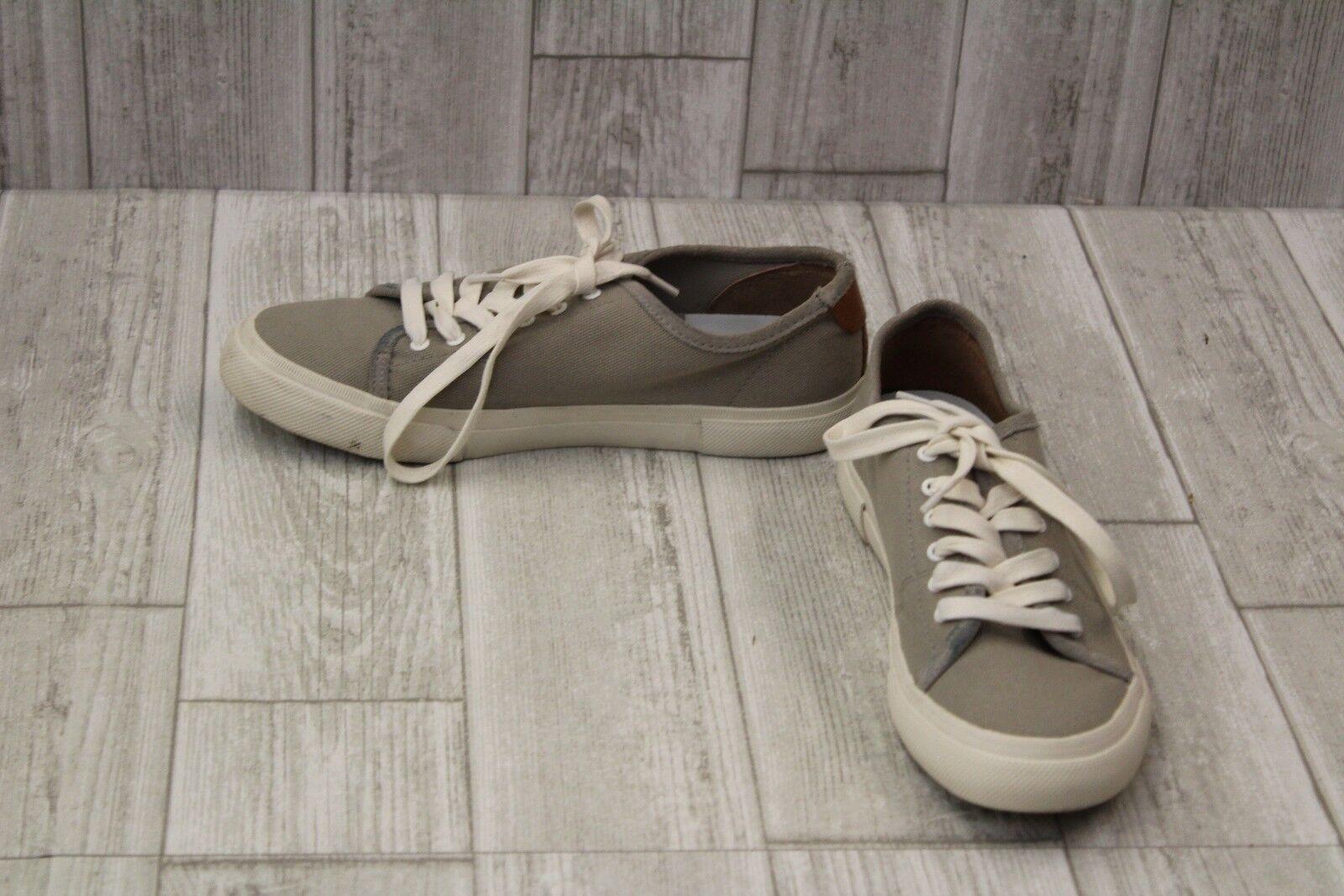 Frye Maya Canvas Low Lace Sneakers - femmes