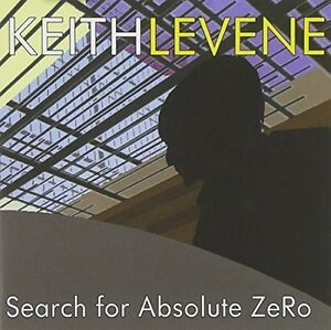 Keith-Levene-Search-for-Absolute-Zero-New-CD-Ltd-Ed-With-DVD