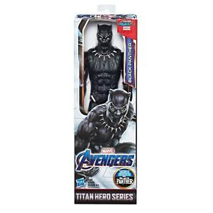 Marvel-Avengers-Infinity-guerre-Titan-Hero-Serie-BLACK-PANTHER-12-inch-Action-Fig
