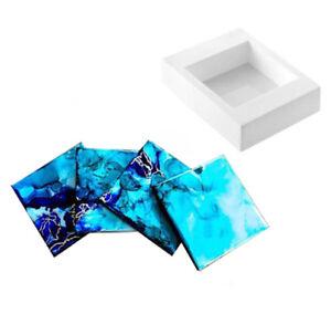 Stampo-professionale-in-silicone-rettangolare-Sottobicchieri