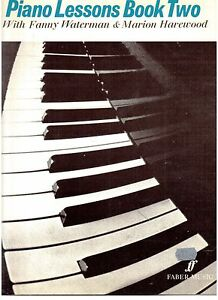 Piano-Lessons-Book-2-Fanny-Waterman-amp-Marion-Harwood-Old-Edition-New-Book