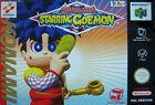 Mystical Ninja - Starring Goemon (Nintendo 64, 1998)