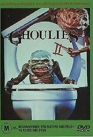 1 of 1 - Ghoulies 2 (DVD, 2002)  LIKE NEW* ... R4