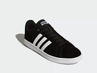 adidas CloudFoam Advantage Black Suede Trainer Shoe B74226 UK5.5 free UK del | eBay