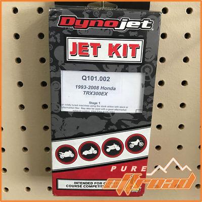 Dynojet Q121 Jet Kit for TRX400X 09-10
