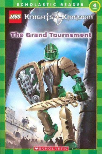 Knights Kingdom lever 4 The grand Tournament (Knights' Kingdom Reader)