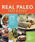 Paleo: The Real Paleo Diet Fast and Easy by Loren Cordain (2015, Paperback)