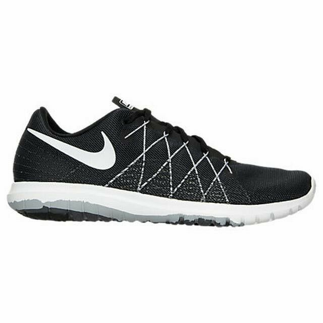 Nike Flex Fury 2 Womens 819135-001 Black Grey Running Training Shoes Size  8.5 for sale online  ce5ad8f34