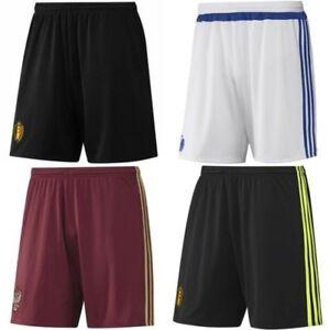 Dettagli su Adidas Bambini Calcio Pantaloncini Ragazzi Junior Taglie Sports Squadre BNWT