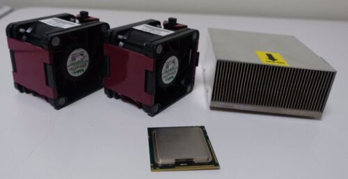 HP 492234-B21 X5550 2.66GHz Xeon Quad Core 8MB DL380 G7 Processor Kit