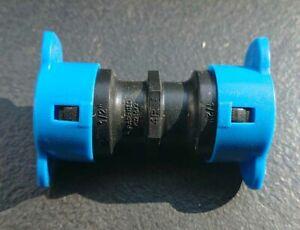Blu-Lock Beregnung Verbinder Kupplungsstück 1//2 Zoll 15mm