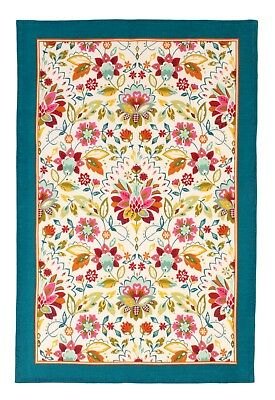 """Pure cotton printed tea towel. Ulster Weavers """"Arts /& Crafts"""""""