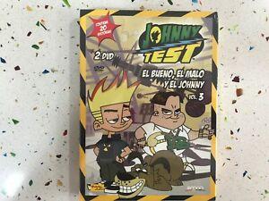 JOHNNY-TEST-EL-BUENO-EL-MALO-VOL-3-INCLUYE-DVD-5-Y-6-NUEVO-PRECINTADO-AM