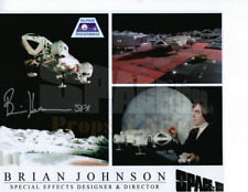 Brian Johnson SFX Director Autographed Photos
