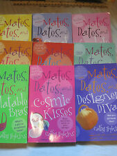 Lot of 9~Mates, Dates and series by Cathy Hopkins~LBDPD