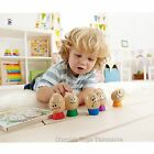 Hape Eggspressions Wooden Emotion Eggs Feelings Kids Toy Special Needs Autism