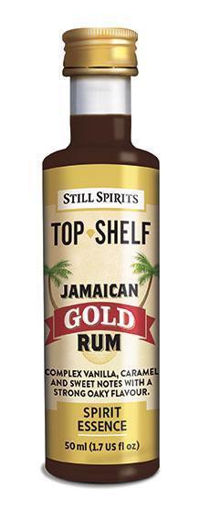 Still Spirits Top Shelf JAMAICAN GOLD RUM - 50ml