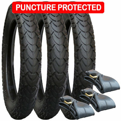 Phil /& Teds E3 Tyre and Inner Tube Set Puncture Protected