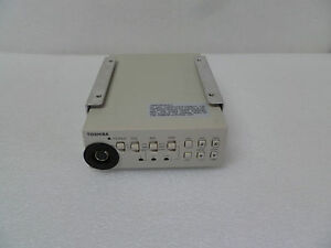 TOSHIBA IK-TU40A  CCD COLOR CAMERA CONTROLLER UNIT ONLY