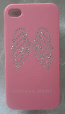 VICTORIA'S SECRET PINK ANGEL RHINESTONE WINGS IPHONE 4/4S CASE NIB