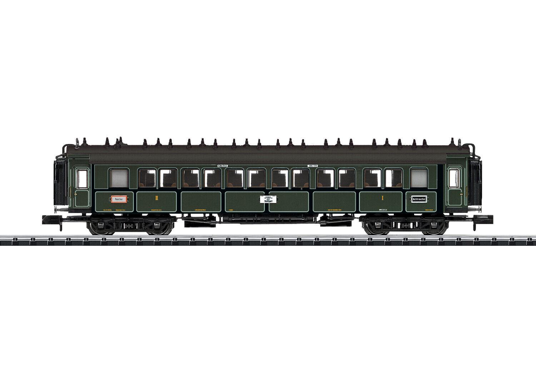 Coche del tren Trix Minitrix 15969 bávaro express la K.Bay.STS.B.  NEU OVP