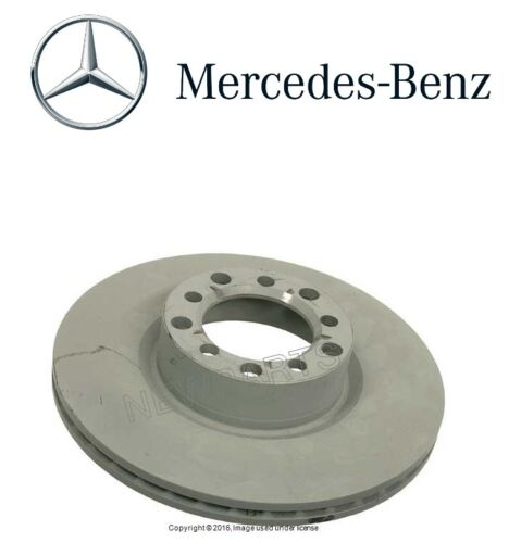 For Mercedes 380SEC 82-83 500SEC 84-85 Front Left or Right Disc Brake Rotor OES