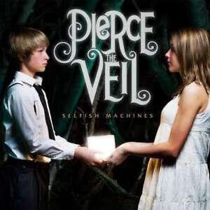 Percez-The-Veil-Selfish-Machines-Neuf-CD