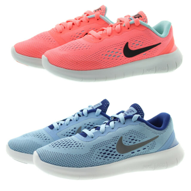 official photos 8eb07 52f6a Nike 833994 Toddler Kids Youth Girls Free RN Low PS Running Shoes Sneakers