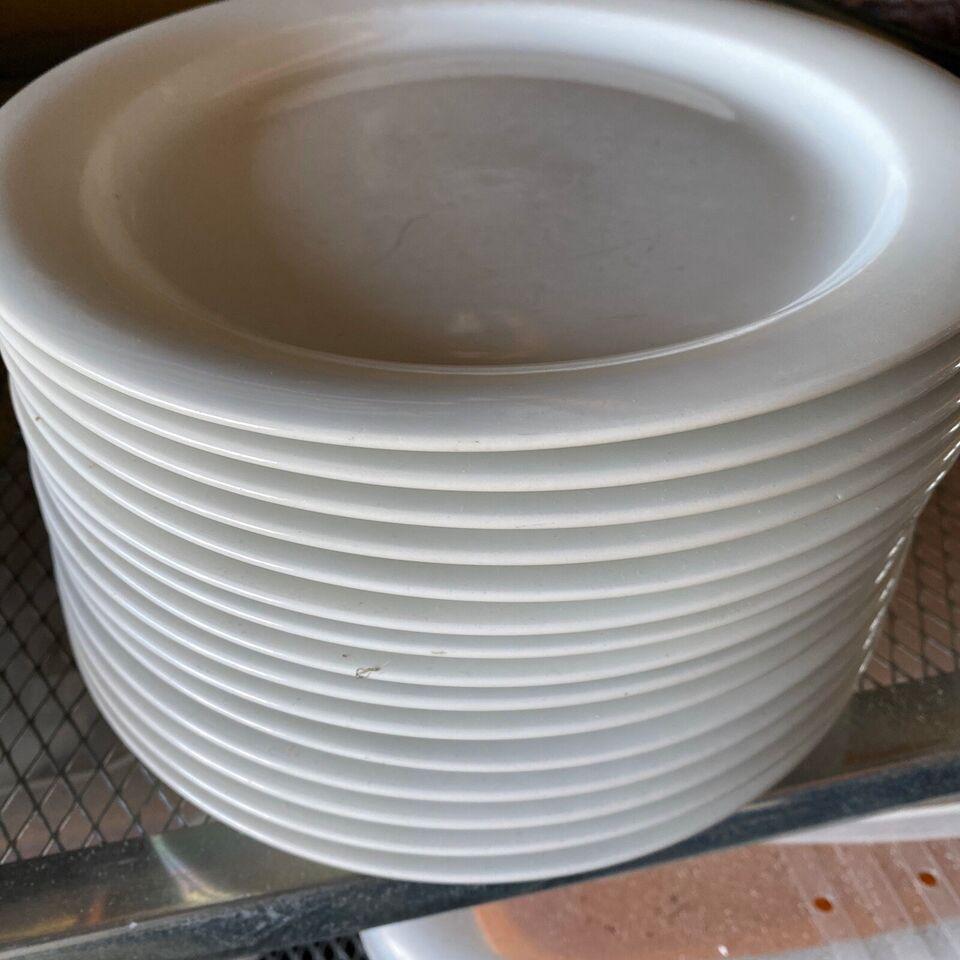 Porcelæn, Tallerkner , Arabia