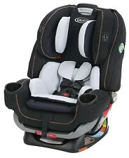 39e5ac482ed8 Graco Baby 4Ever Extend2Fit All-in-1 Convertible Car Seat Infant Booster  Hyde