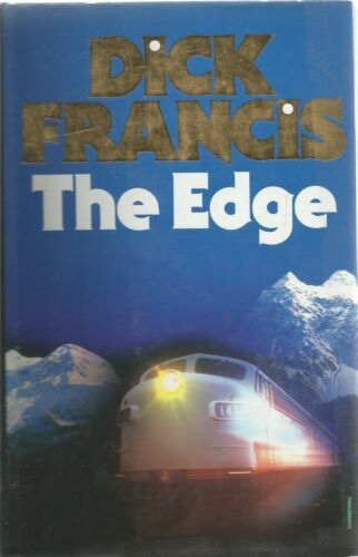1 of 1 - The Edge by Dick Francis (Hardback, dust wrapper 1988)