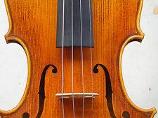 Top grade  4/4 violin Amati model 1566 flamed maple back amt4
