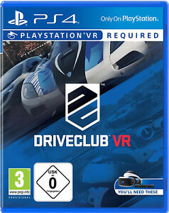 Ps4-driveclub-VR-neu-amp-ovp-Playstation-4-psvr-necessaire