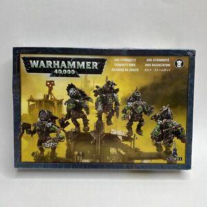 Ork Boyz Orks 40K Warhammer Sealed