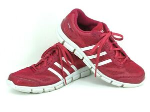 ADIDAS-CLIMACOOL-Women-039-s-Size-8-Lightweight-Running-Training-Shoes-Fuchsia