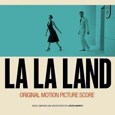 LA LA LAND - ORIGINAL MOTION PICTURE SCORE - JUSTIN HURWITZ   CD NEU