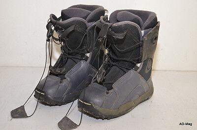 Paire de Boots de Snow Snowboard Femme SALOMON Vigil T 37 13 occasion | eBay