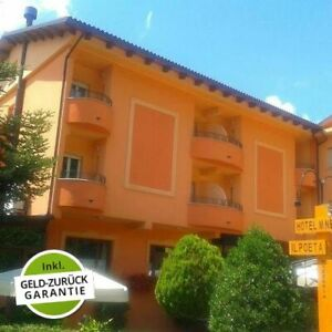 8 Tage Urlaub Erholung Hotel Monte Nerone Seravalle di Carda Marken Reise