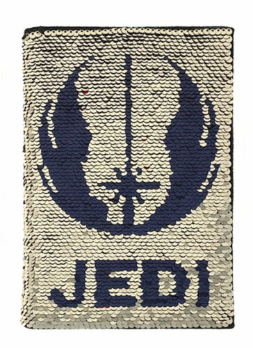 Star Wars The Rise of Skywalker Choose Notizbuch A5 Wendepailletten Notebook