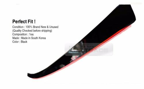 A7 Style LED Rear Tail Roof Brake Stop Light Lamp Bar Black for RENAULT Car