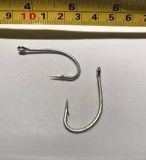 100 Matzuo 130050 O/'Shaughnessy Sea Armor Fish Fishing Hooks size 7//0