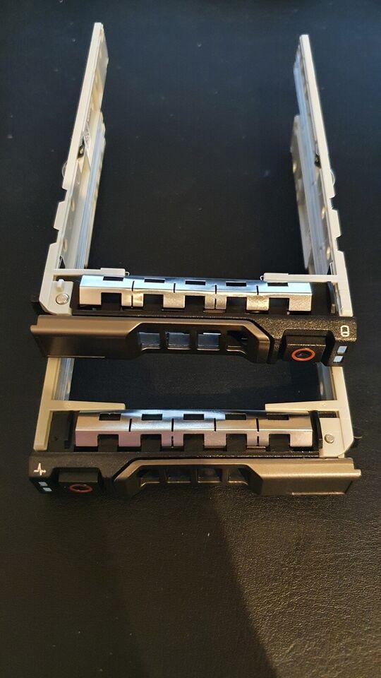 "Andet, Dell 2,5"" Tray/Caddy til R710/R720 mfl., Perfekt"