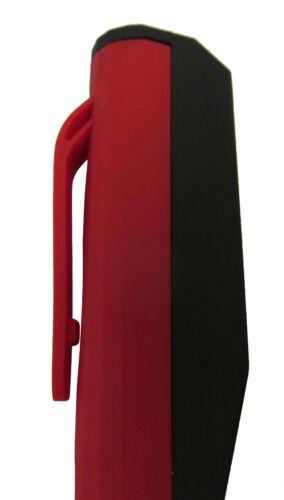 2 x 6 LED MINI POCKET CLIP INSPECTION PEN LIGHT WORK LAMP torch camping pocket