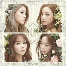 K-pop KARA - IN LOVE (7th Mini Album) (KARA07MN)