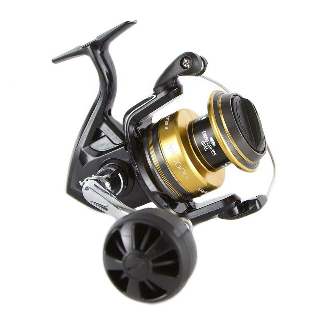 Shimano Socorro 6000 Sw   Carrete Pesca