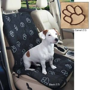 Cruising Companion Pawprint Single Bucket Puppy Dog Car