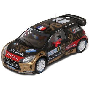 Coche-Scalextric-Citroen-DS3-WRC-Loeb-Coche-SCX-Slot-Car-1-32-A10208