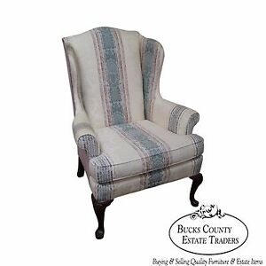 Image Is Loading Highland House Hickory 18th Century Style Queen Anne