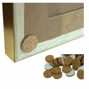 Cork Discs 12mm 19mm Picture Framing