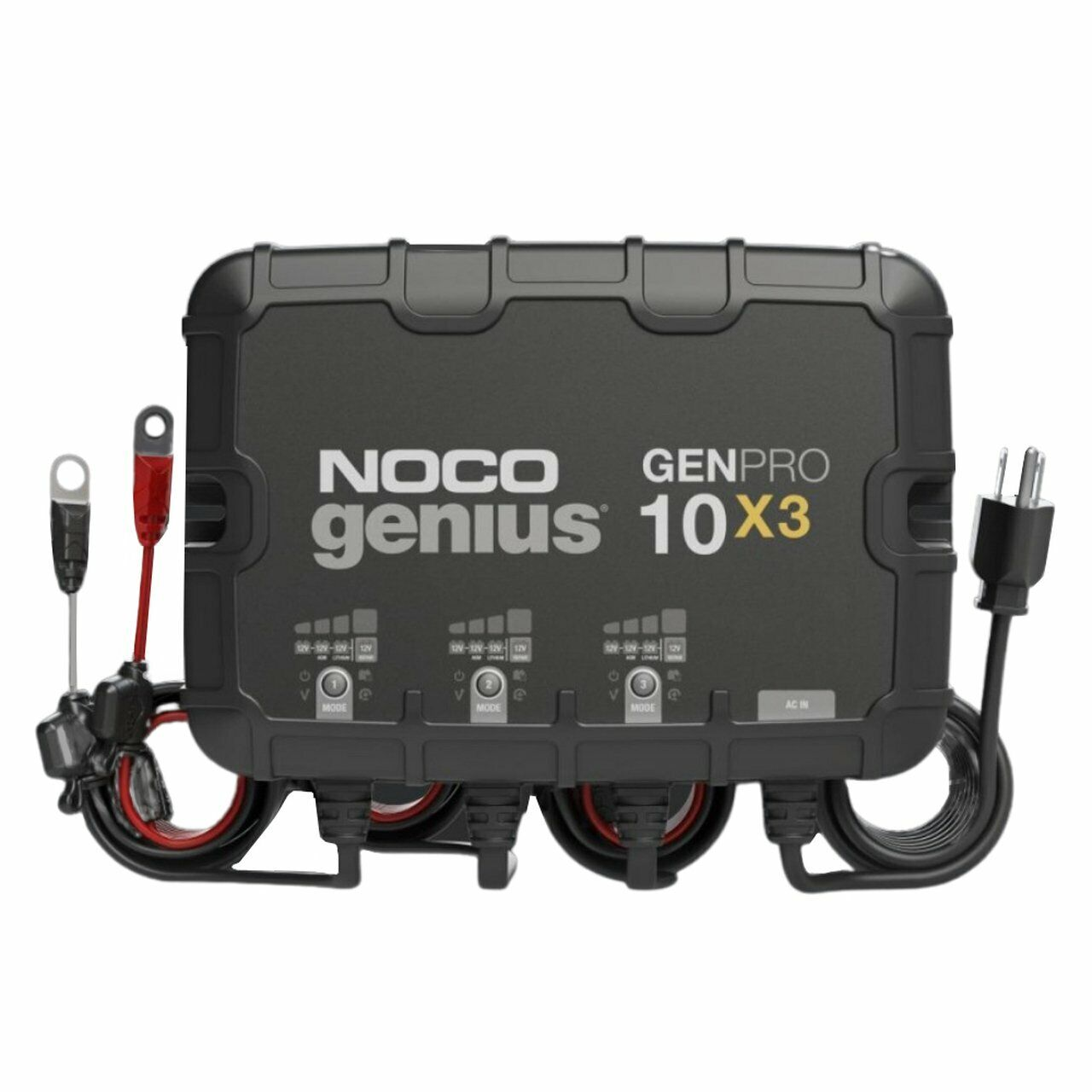 Noco 12V On-Board Battery Charger GenPro 10X3